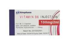 Vitamin B6 Injection
